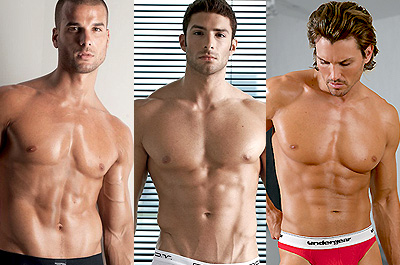 International Male & Undergear Models of the 2000s